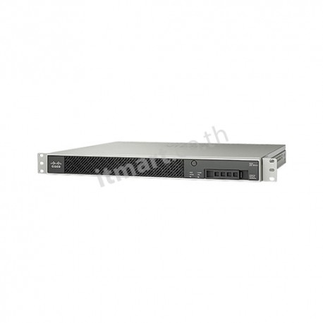 Cisco ASA 5515-X with SW, 6GE Data, 1 GE Mgmt, AC, 3DES/AES