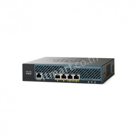 Cisco 2504 Wireless Controller with 5 AP Licenses