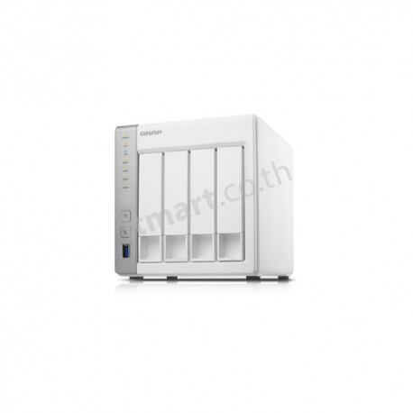 QNAP TS-431 - NAS for Home & SOHO