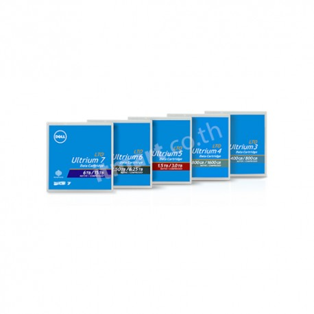 Dell PowerValut Media Tape Cartridge (5-Pack) for LTO7