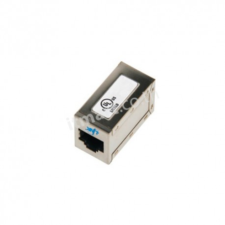 Link CAT6 In-Line Coupler, Shield