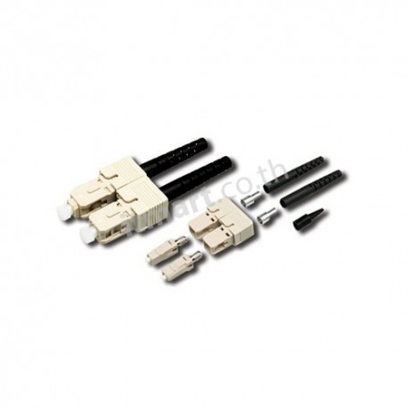 Link F/O Connector, SC Duplex, MM