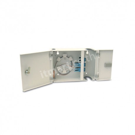 Link F/O 6-24F (2 Snap-In) Wall Mount Box, Unload