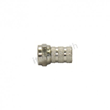 Link F-Type CONNECTOR for RG 59, TWIST Type