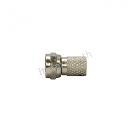 Link F-Type CONNECTOR for RG 6, TWIST Type