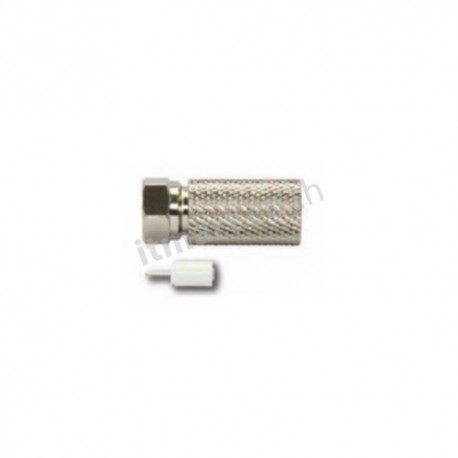 Link F-Type CONNECTOR for RG 11, TWIST Type