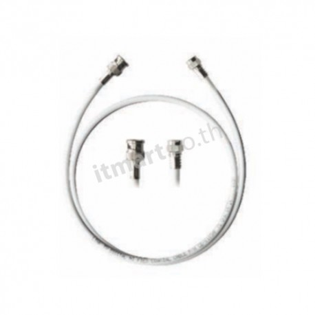 Link F-Type to BNC Hi Flex Cord 1 m. ( Crimp Type )