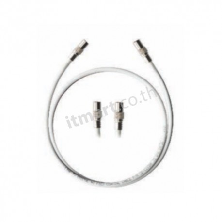 Link PAL (TV) to PAL (TV) Hi Flex Cord 1 m. ( Crimp Type )