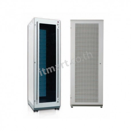 "19"" German Server Rack 27U, 60 x 100 cm."