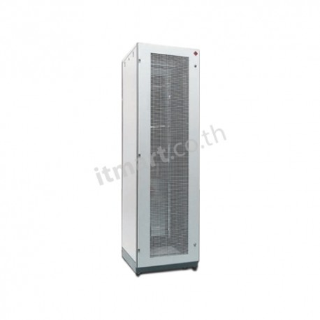 "19"" German Data Center Rack 42U, 60 x 80 cm."