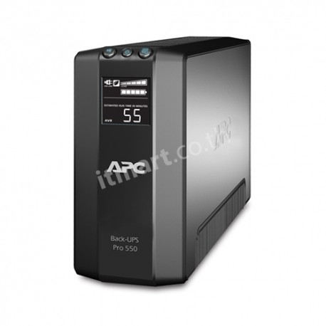 APC Power-Saving Back-UPS Pro 550VA/330W LCD