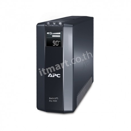 APC Power-Saving Back-UPS Pro 900VA/540W LCD