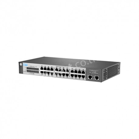 HP 1410-24-2G Switch 10/100 ,2 Port 10/100/1000