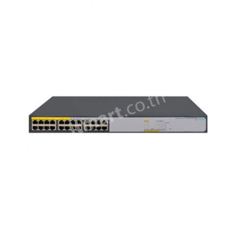 HP 1420-24G-PoE+ (124W) Switch