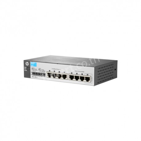 HP 1810-8 Switch 10/100