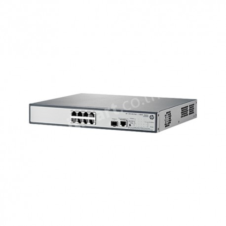HP 1910-8G-PoE+ (180W) Switch