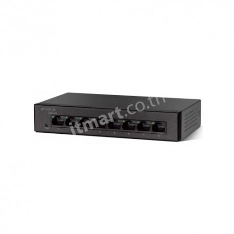 Cisco SF110D-08 8-Port 10/100 Desktop Switch