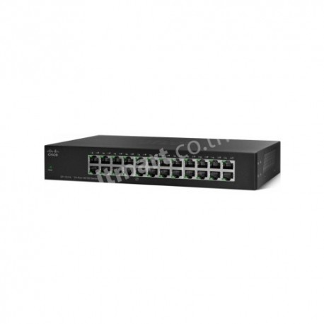 Cisco SF110-24 24-Port 10/100 Switch