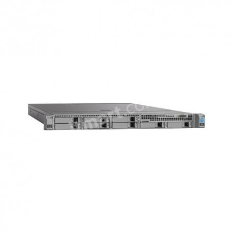 Cisco UCS C220M4S w/1xE52620v3,1x8GB,MRAID,1x770W,32G SD,RAILS