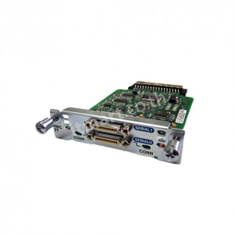 Cisco 2-Port Async/Sync Serial WAN Interface Card