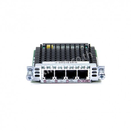 Cisco Four-port Voice Interface Card - FXO (Universal)