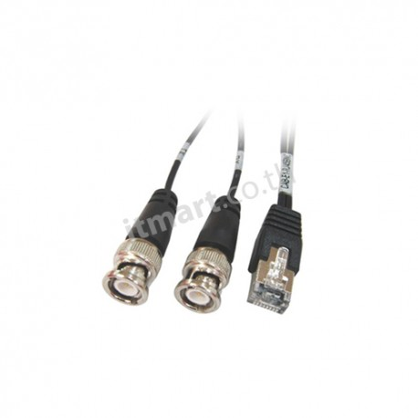 Cisco E1 Cable RJ45 to dual BNC (unbalanced), Spare
