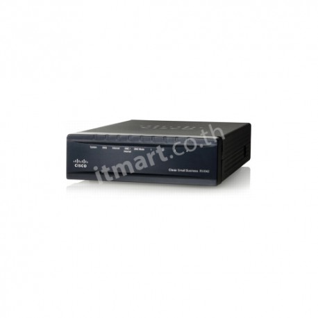 Cisco RV042 10/100 4-Port VPN Router