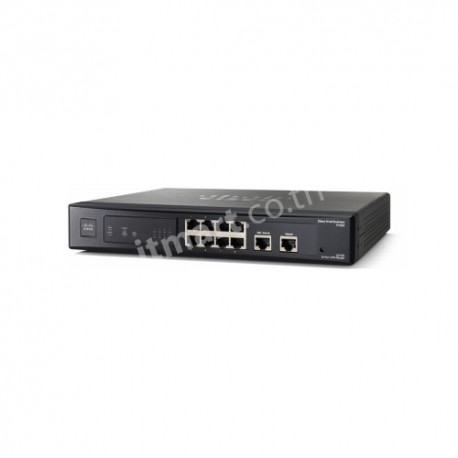 Cisco RV082 10/100 8-Port VPN Router