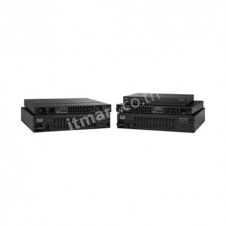 Cisco ISR 4321 (2GE,2NIM,4G FLASH,4G DRAM,IPB)
